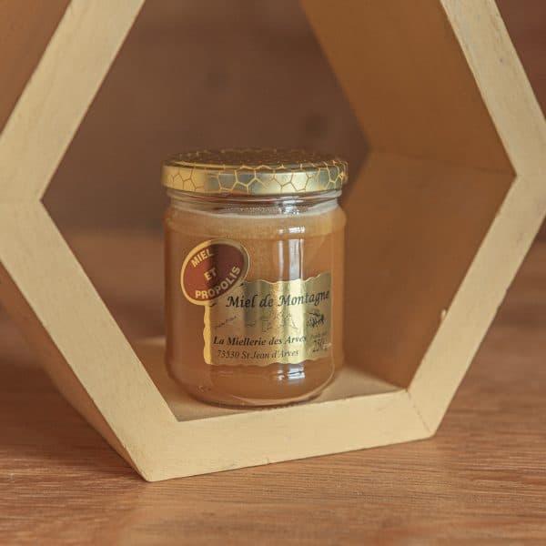 miel de montagne propolis